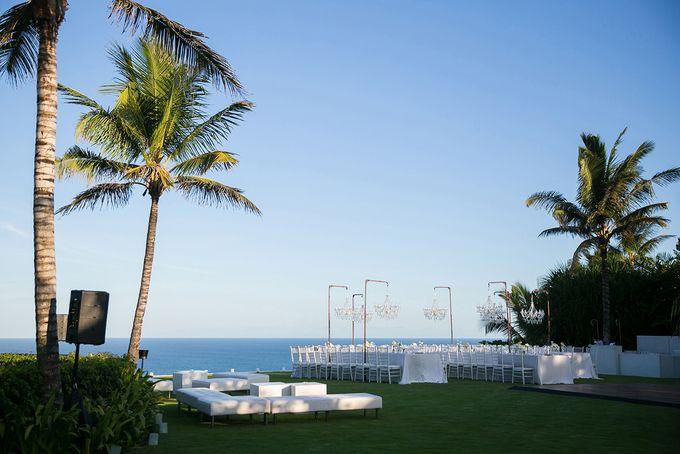Wedding @ Semara Luxury Villa by THE UNGASAN CLIFFTOP RESORT BALI  - 022