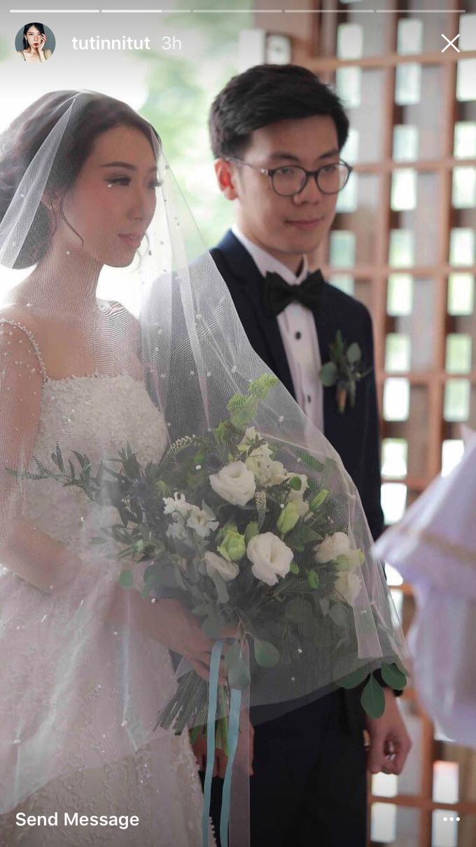 Budi & Agustine Holy Matrimony by Elsie Chrysila Brides - 003