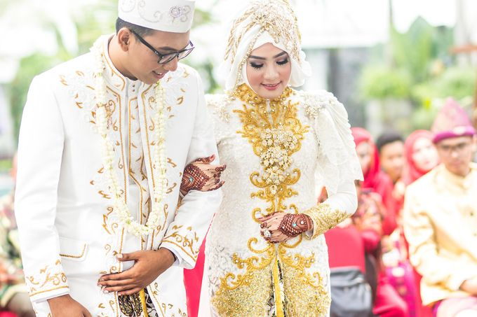 Noven & Reza Traditional Wedding Palembang by #thephotoworks - 015