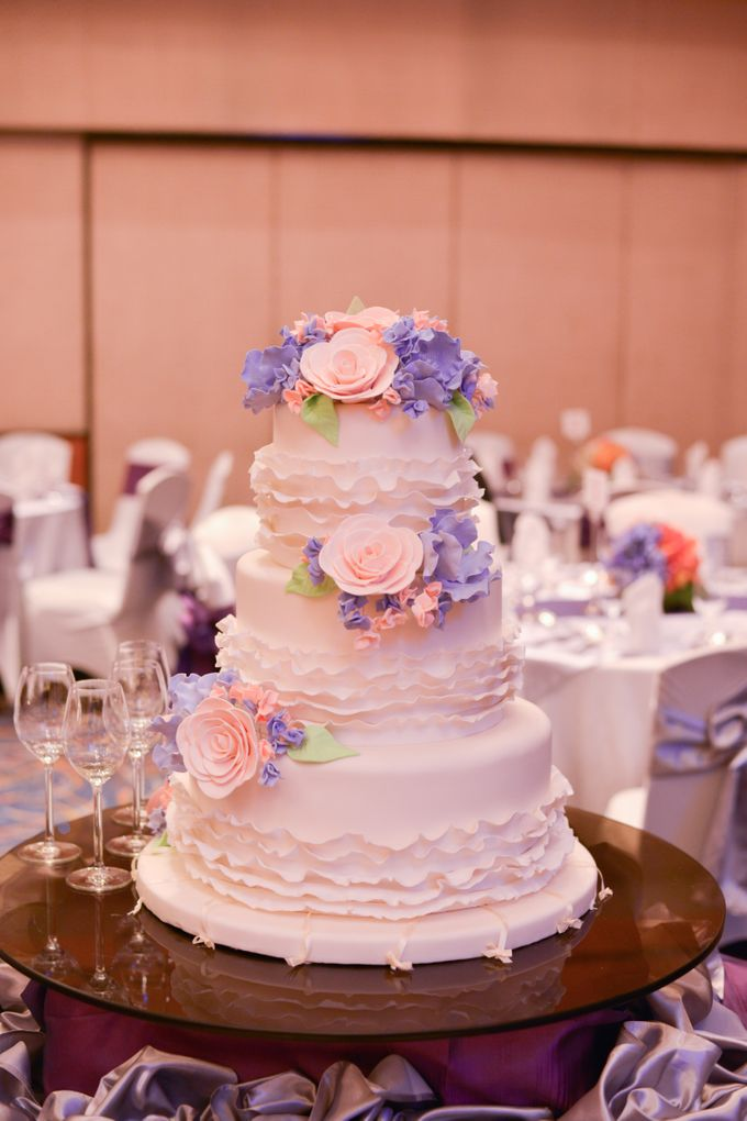 Wedding in Christ the King and Eastwood Richmonde Hotel by Jaymie Ann Events Planning and Coordination - 007
