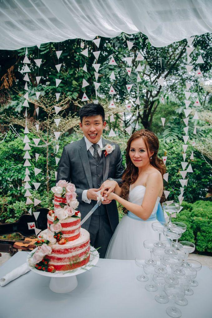 Maureen & Chuan Kai Garden Carnival Wedding by Butter Studio - 001