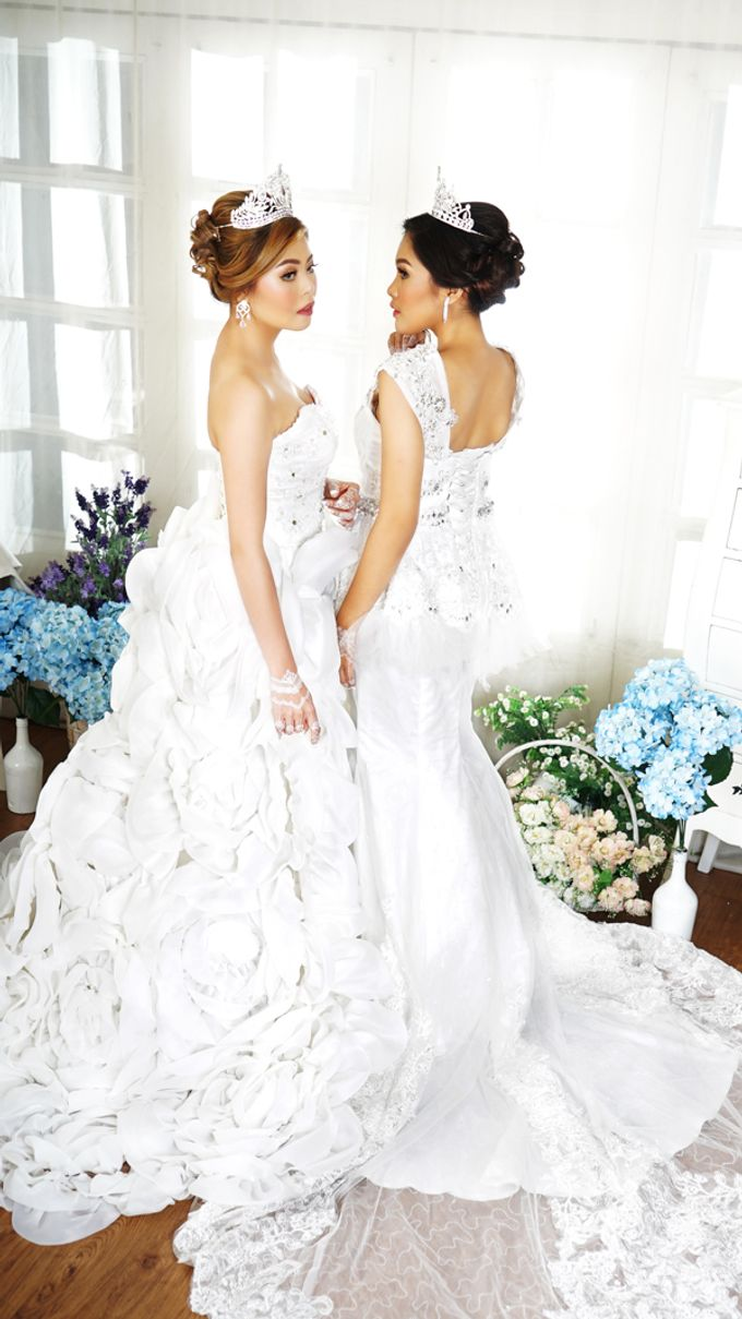 Lookbook Winona Bridal Collections by Winona Makeup & Bridal - 006