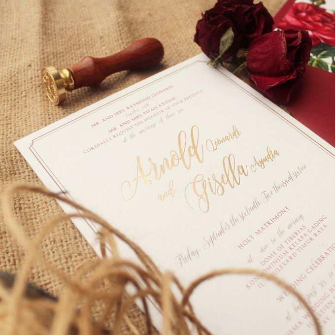 Arnold & Gisella (16.09.16) by Hummingbird Invitation - 001