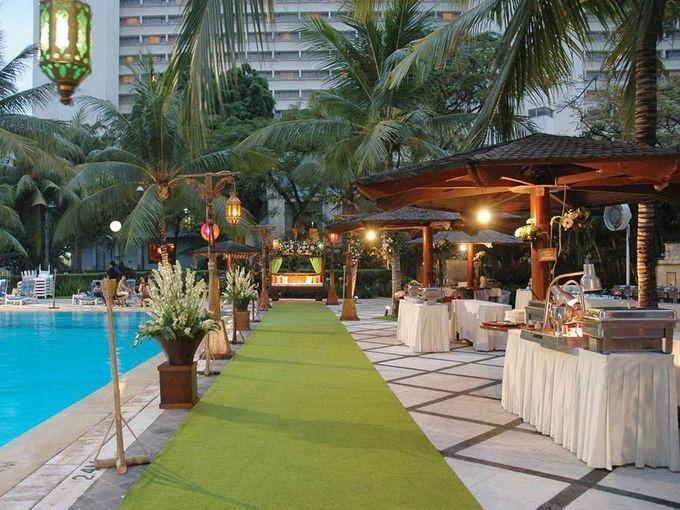 Singosari Room - Pool Side by Hotel Borobudur Jakarta - 017