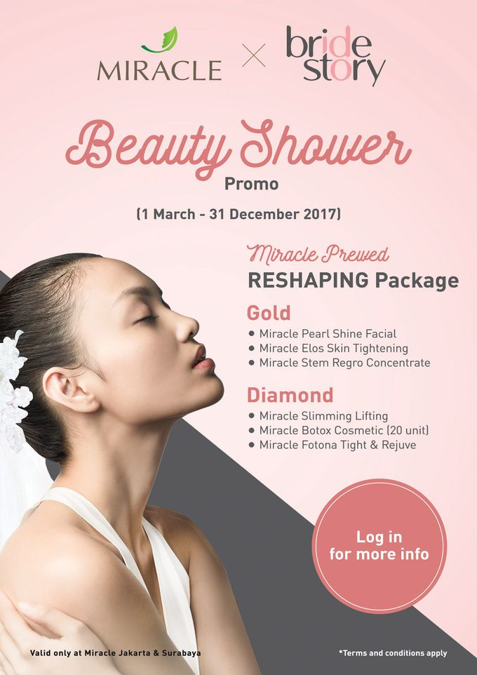 Miracle Prewed RESHAPING Package by Miracle Aesthetic Clinic - 001