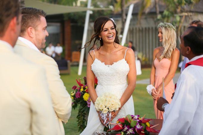 Alenka & Rob by Bali Exotic Wedding Organizer - 005