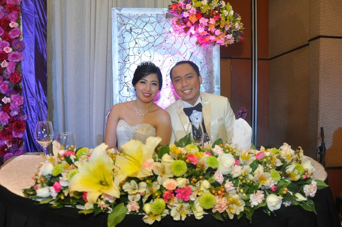 Wedding in Christ the King and Eastwood Richmonde Hotel by Jaymie Ann Events Planning and Coordination - 013