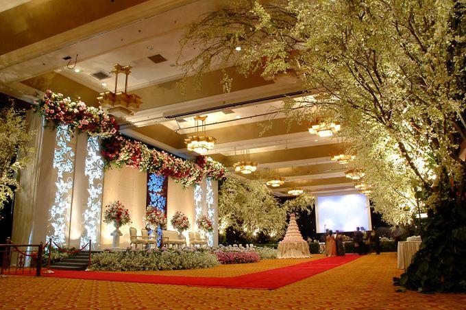 Flores Ballroom by Hotel Borobudur Jakarta - 012