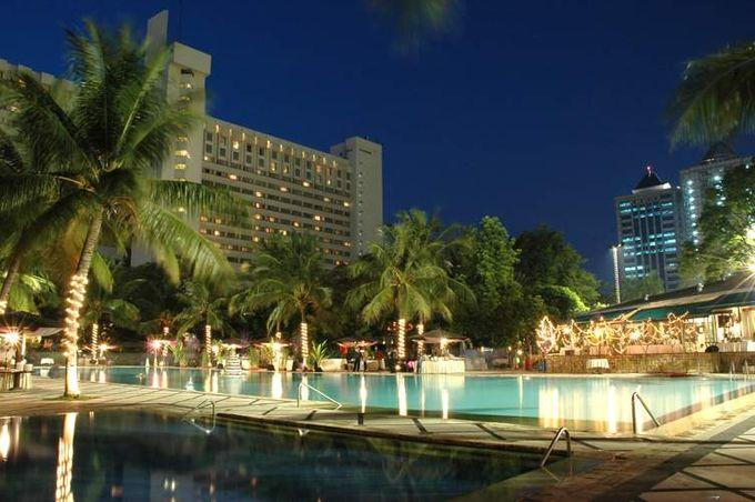 Singosari Room - Pool Side by Hotel Borobudur Jakarta - 021