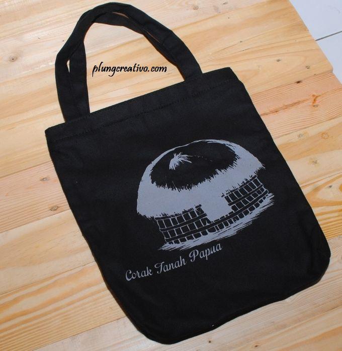 Souvenir Tote Bag Canvas by Plung Creativo - 002