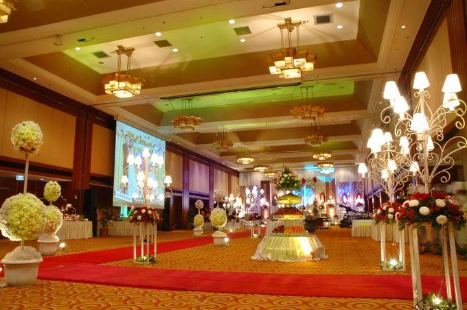 Flores Ballroom by Hotel Borobudur Jakarta - 001