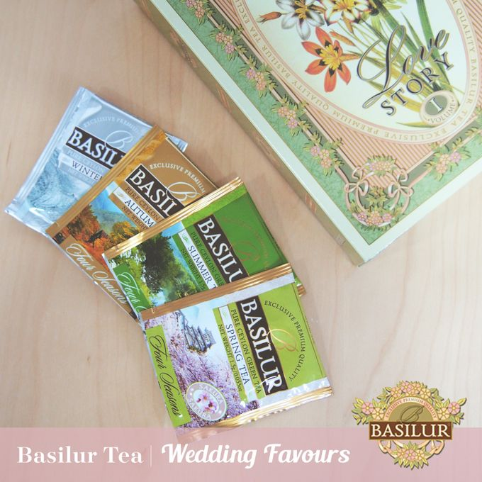 Basilur Tea Wedding Favours by Basilur Tea - 004