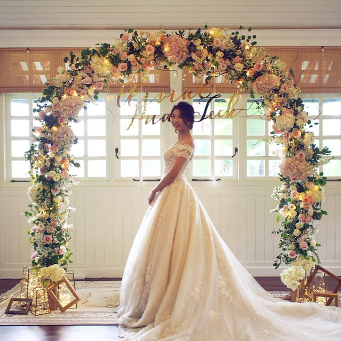 Benita butrell wedding